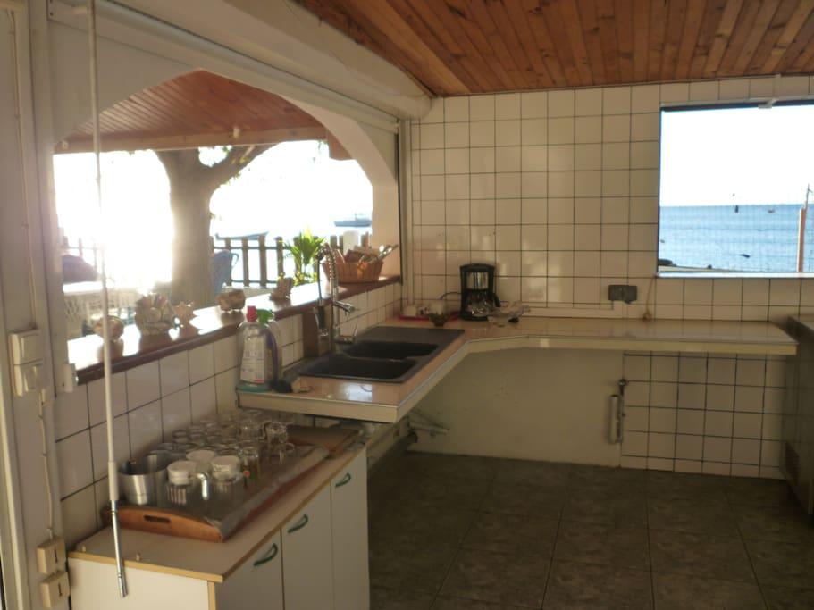 Grande villa 4 chambres clim les pieds dans l 39 eau - Clim sur pied ...