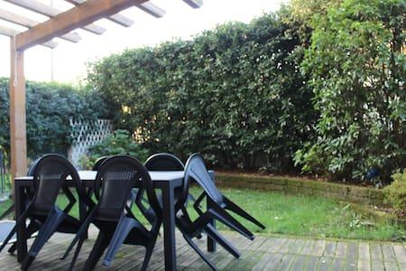 Bilocale Romantico con tenero giardino privato! - Bassano del Grappa - Daire