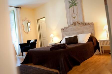 B&B de charme Villa St Patrice / Sud Ardèche - Saint-Alban-Auriolles