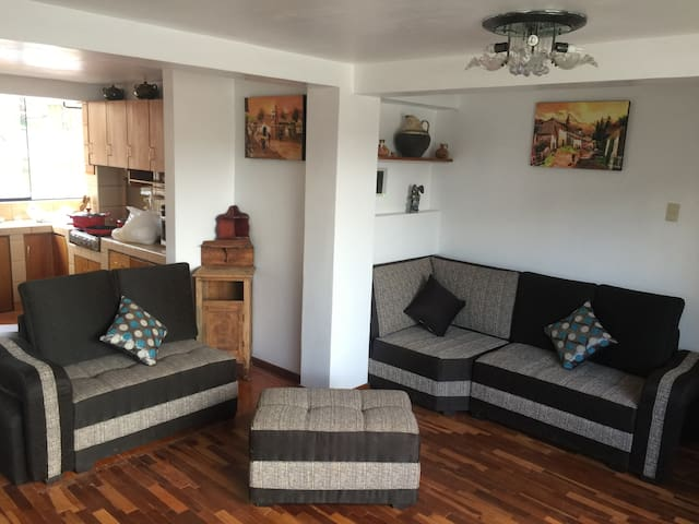 Excellent Apartment in Cusco! You will enjoy it!