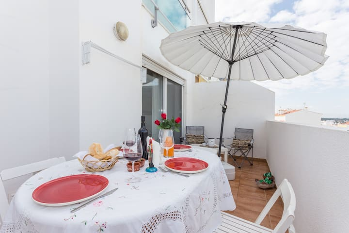 Cosy beach apartment Monte Gordo - Monte Gordo - Appartement