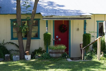 Gold Bar Ranch B&B and campground - Yavapai County