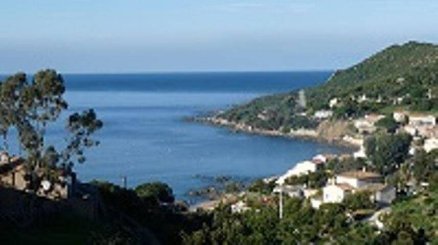 LOCATION 2 F4 TIUCCIA CORSE du Sud - Casaglione - Pis