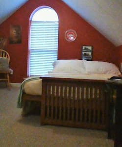 PRIVATE Suite with full Bathroom Upstairs - Conway