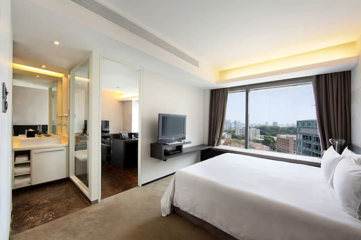 Pan Pacific Serviced Suites Orchard-1BR Premium