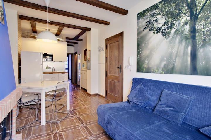 Apartamento San Blas 2-7 Personas - Benaocaz - Apartamento
