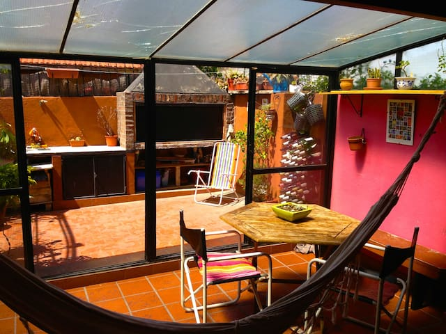 Spacious duplex with rooftop - Buenos Aires - Departamento