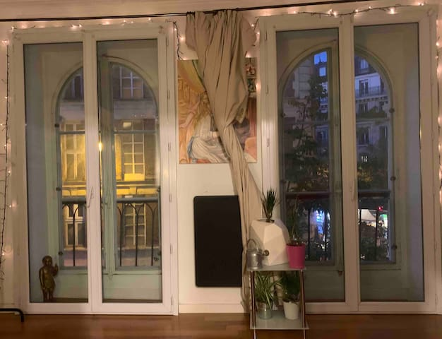 Studio zen à Paris - Nouveauté AIRBNB
