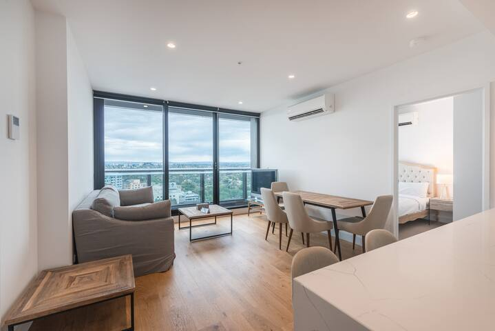 Mountain View 2BR 2BA Apartment@Box Hill Central