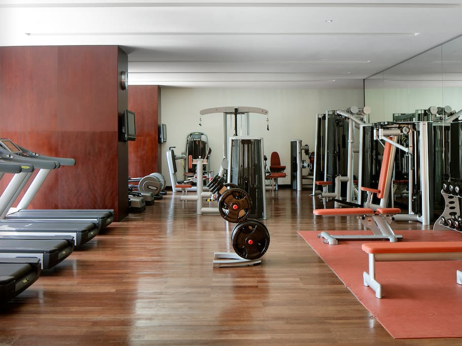 Our Fitness Facilities