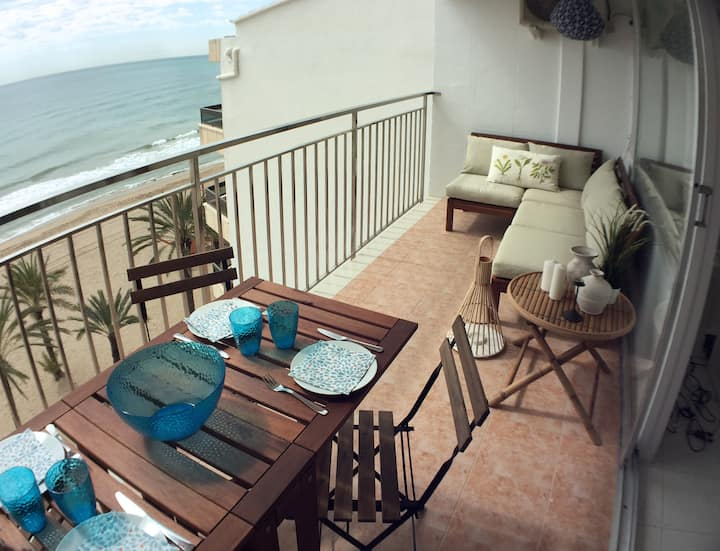 FABULOUS SEA VIEW APARTAMENT WITH SWIMMINGPOOL....