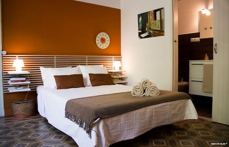 THE GUEST ROOM - Caldes d'Estrac - House