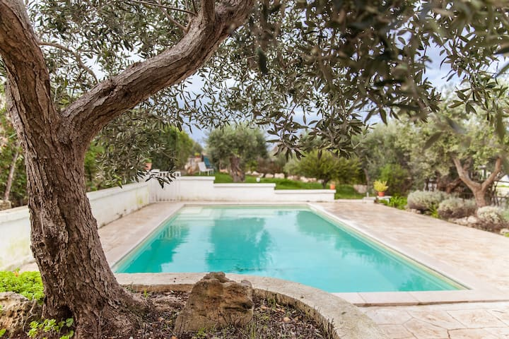 Masseria B&B La Casédde, Ulivi Apartment - Cisternino