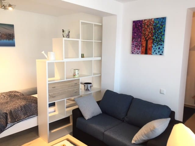 NEW Stylish & Cozy STUDIO – OTOPENI Near Airport/6 - Odăile