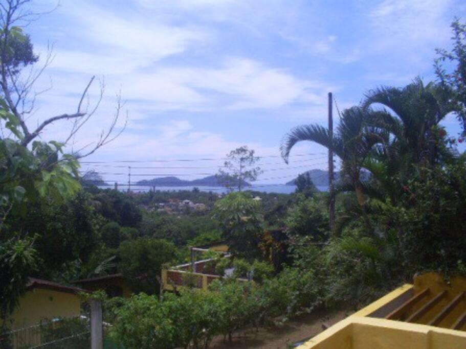 Vista para as Ilhas, Ilha das Couves e Montão de Trigo