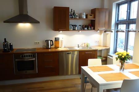 Delightful sunny apartment inLübeck