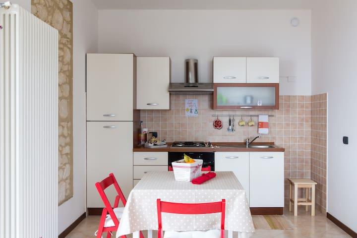 Relaxing apartment near Valpolicella