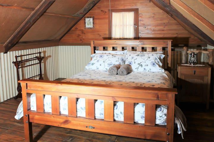 Bluey Blundstones - The Barn