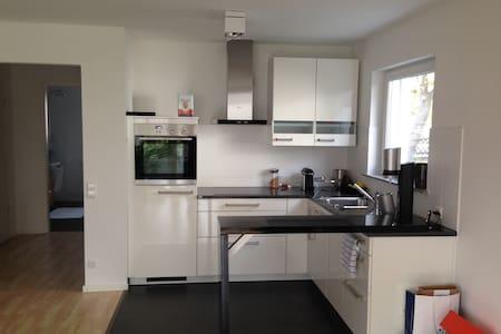 Moderne 2-Zimmer Neubauwohnung - Schorndorf - Apartemen