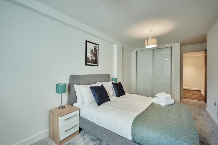 Jewellery Quarter Suites - Luxury Apartments