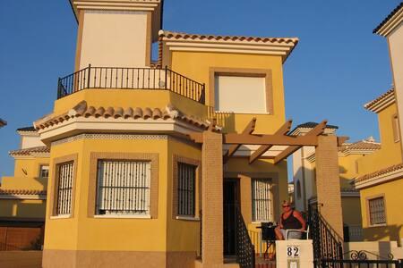 Heerlijke vrijstaande villa ..!Adres is op nr.82.! - Algorfa