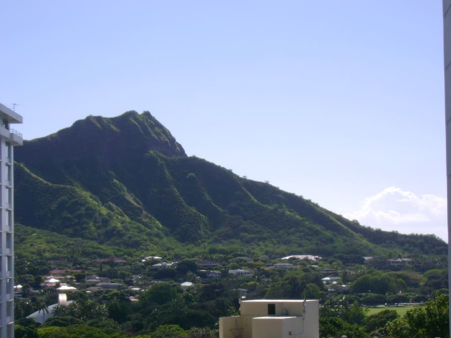 Diamond Head!