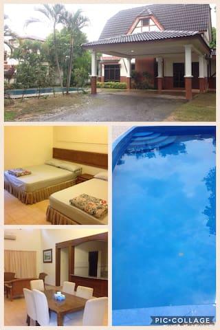 A'famosa resort villa muslim - Alor Gajah