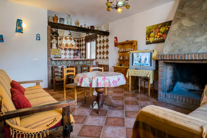 Come to Relax! CountryHouse Sedella - Sedella - House