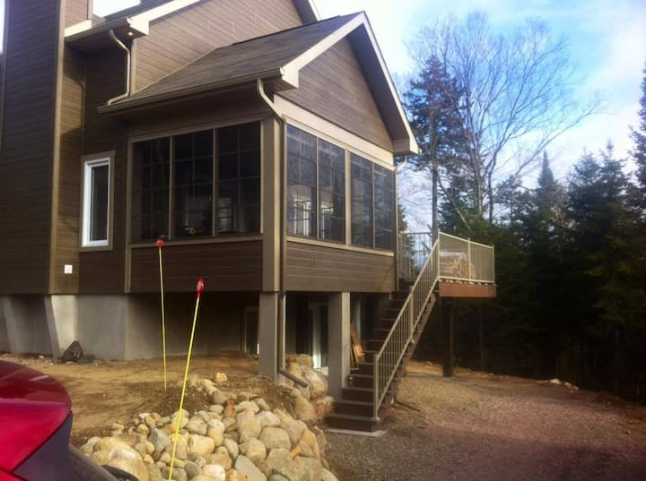 Large 3½ appt. 5 minutes from Mont Tremblant
