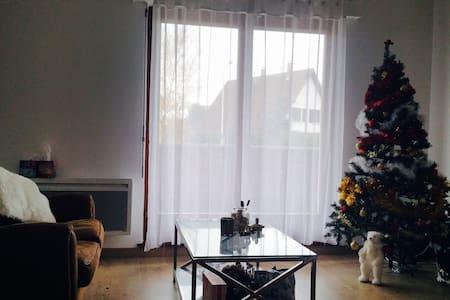 Studio chaleureux et calme - Strassburg