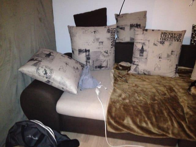 Tolles Schlaferlebnis in neuer WG - Schaffhausen - Apartamento