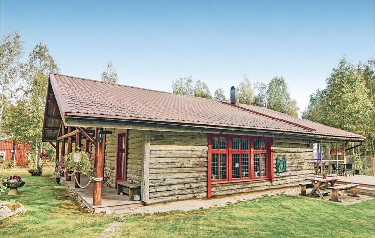 Holiday cottage with 4 bedrooms on 132m² in Mellerud