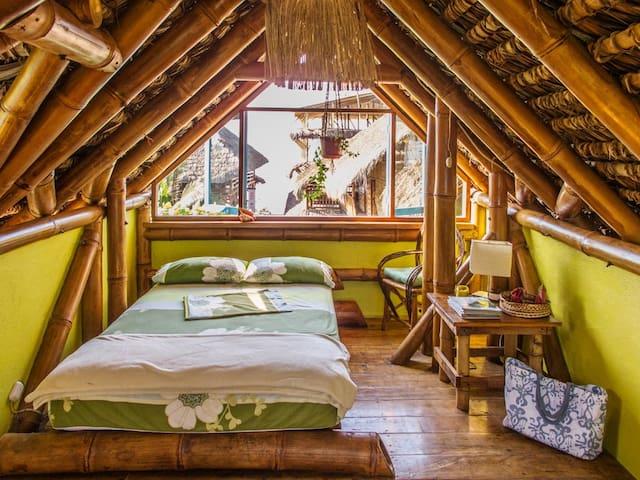 Bamboo Beach Paradise - Teahupo'o - Mompiche - Dům