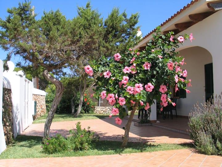Villa en Cala Blanca, Menorca