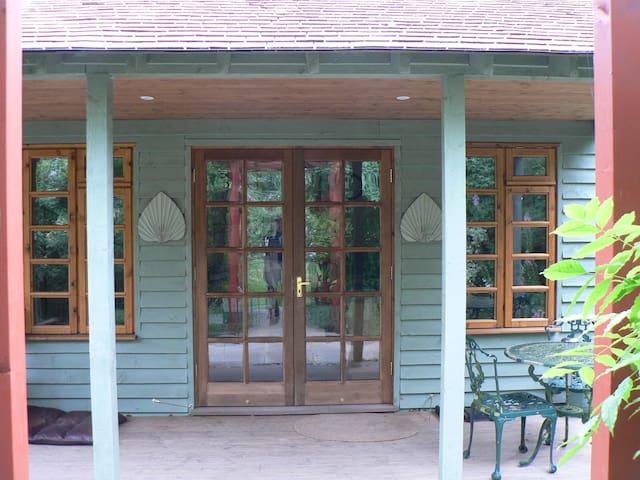 Garden Cabin - Ashford - Cabaña