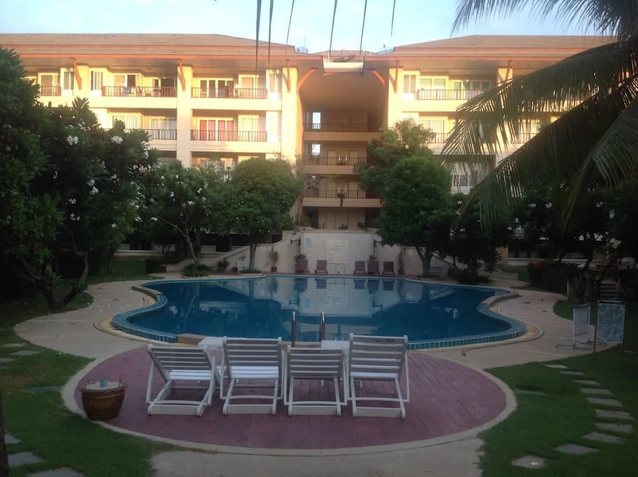 Well maintained amenities