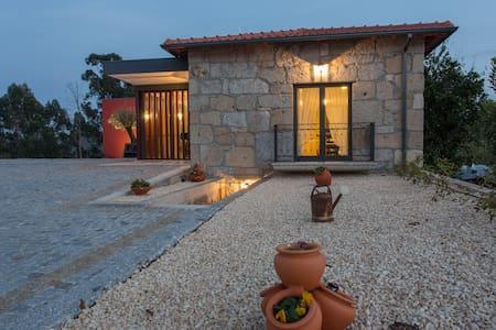 Casa de Campo Sossego da Lata - Passos - Huvila
