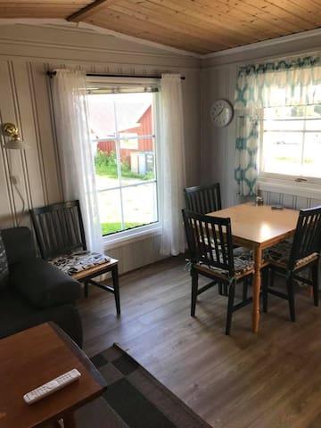 Velkommen til idylliske Sørvika Mini Camp