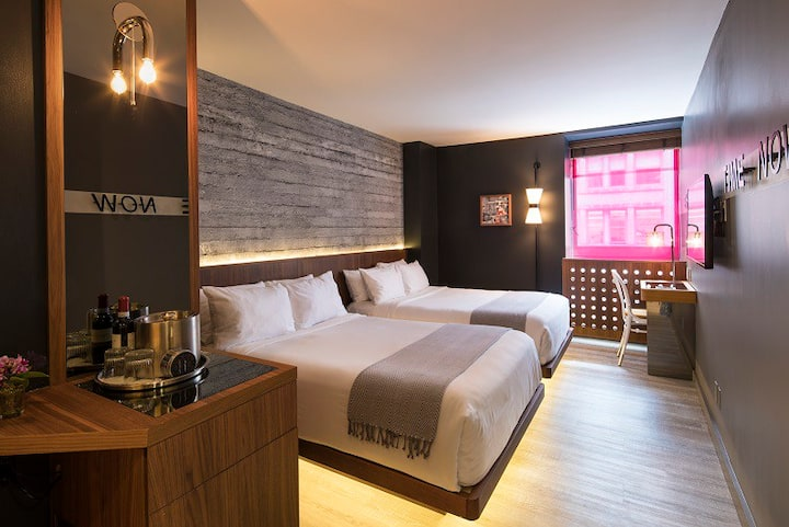 Hotel Henri, Deluxe Double