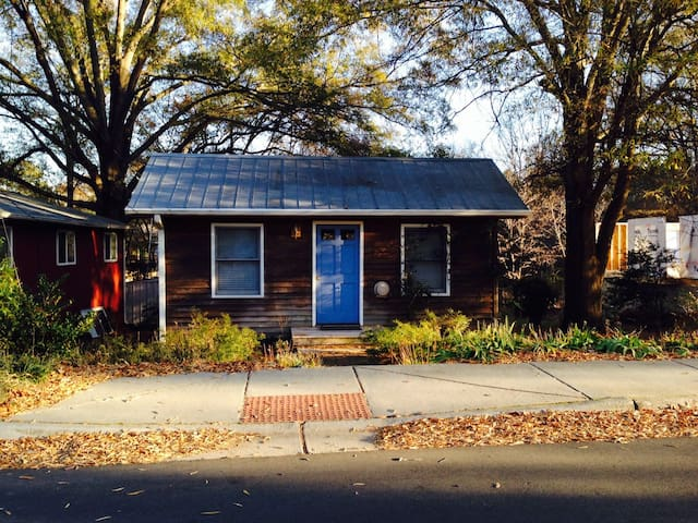Tiny House in Downtown Carrboro - Carrboro - บ้าน