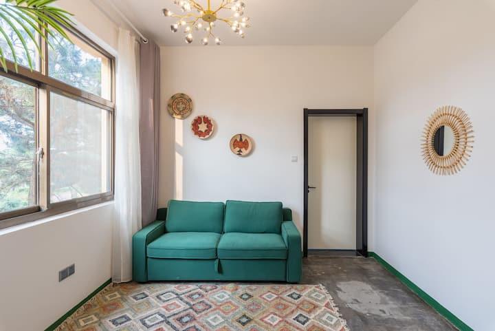 「哈雅民宿」Room 12摩洛哥套房