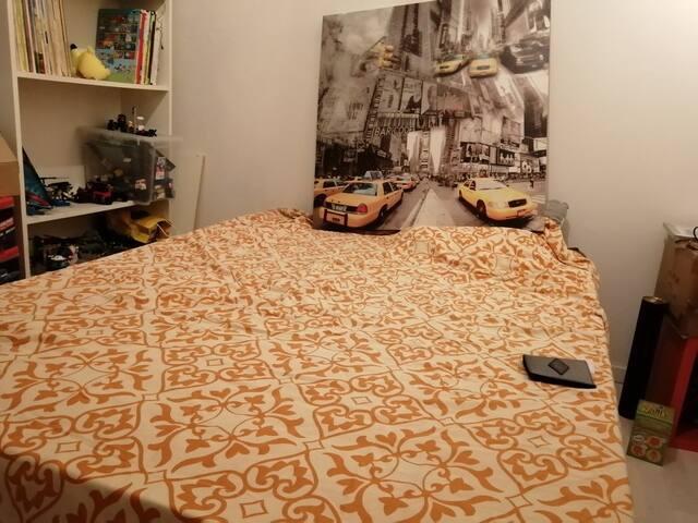 Un dortoir convivial