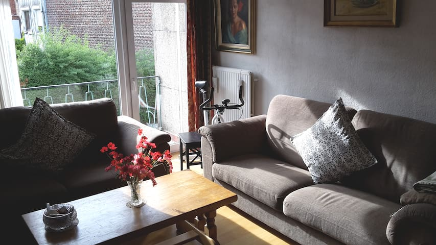 Apartment 3 km away from Airport, 5km Brussels