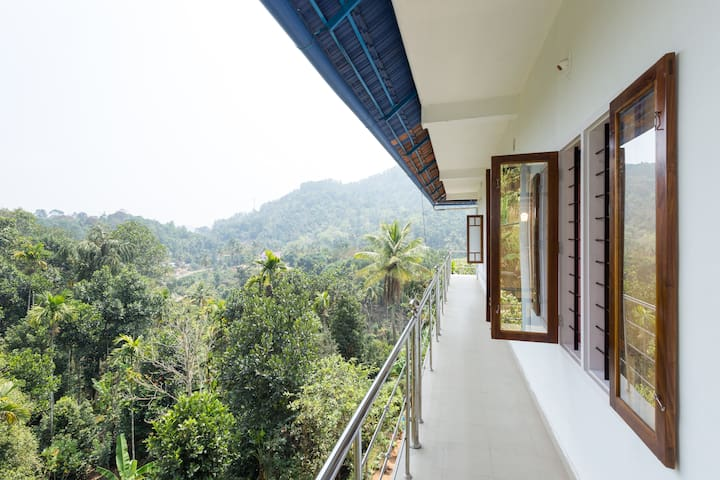 Private Apartment in Munnar - IN - Wohnung