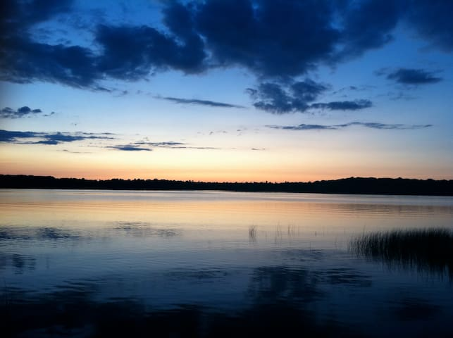 Magical Sunsets at Interlochen - Interlochen - Huis