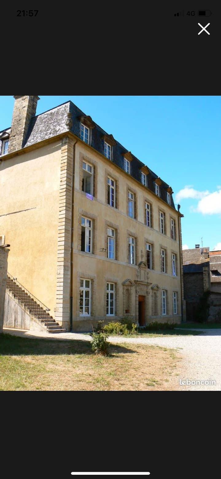 Château Ricard appartement N°1 Rez de chaussée
