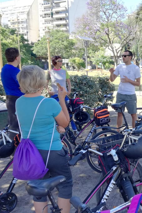 Bici Tour Recoleta