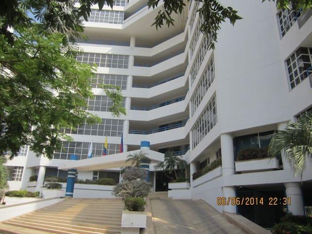 Apartament in Pozos Colorados  - Santa Marta (Distrito Turístico Cultural E Histórico) - Apartment