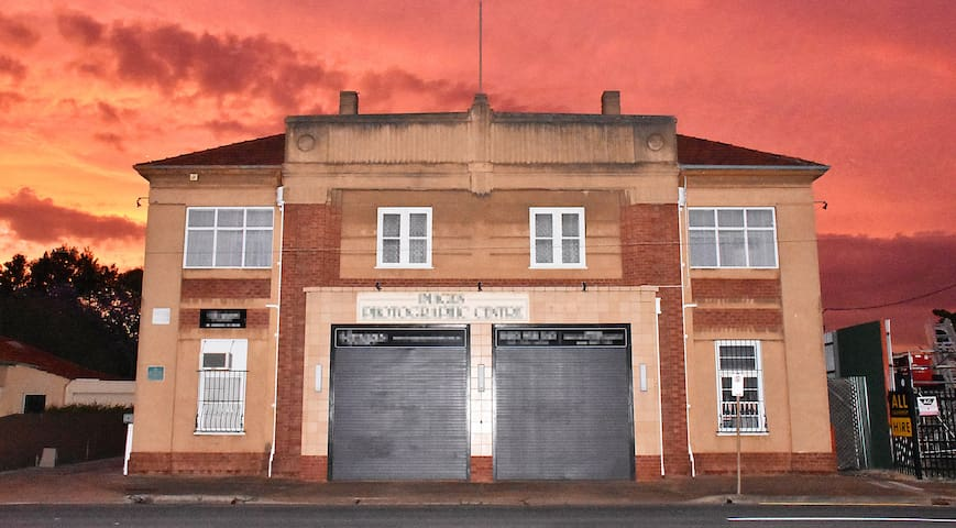 The 'Old' Woodville Firestation Unit 1