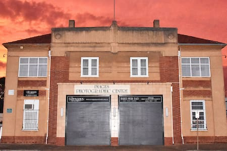 The Old Woodville Firestation Unit 1 private entry